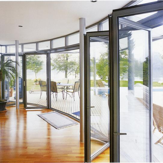 Folding Panoramic Doors