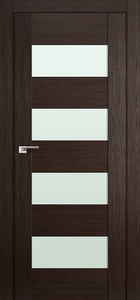 modern interior door Milano-46X Interior Door Wenge Melinga