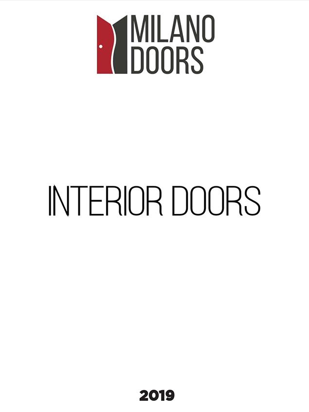 Milano Interior Doors Catalog 2019