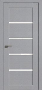 door Milano-2.09STP Pine Manhattan Grey