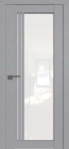 door Milano-2.51STP Pine Manhattan Grey