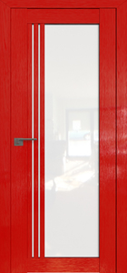 door Milano-2.51STP Pine Red Glossy