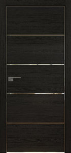 door Milano-7ZN Dark Brown