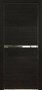 door Milano-11ZN Dark Brown