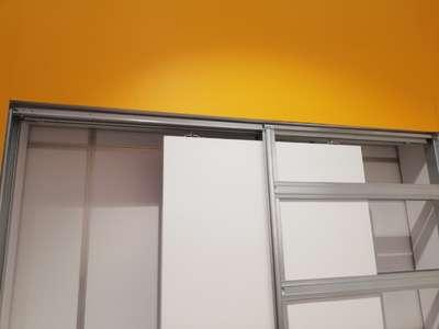 Eclisse 32 In X 84 In Steel Single Pocket Door Frame System