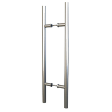 Handle Industrial Style Stainless Steel