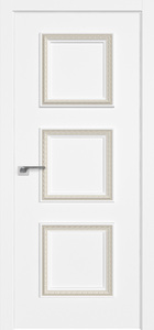 door Milano-64SMK White Silk